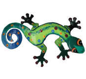 Gecko Wall Hanging 12 Inch - GM9