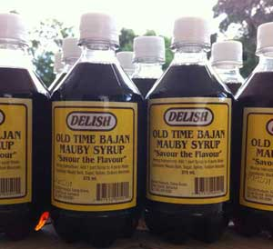 Delish Mauby Syrup 375ml